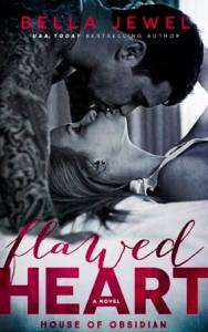 FLAWED HEART BELLA JEWEL AMAZON KINDLE EBOOK COVER