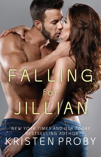 FALLING FOR JILLIAN - cover