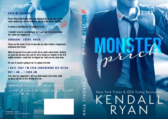 MP Kendall Ryan full jacket