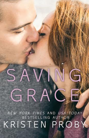 Saving Grace - cover