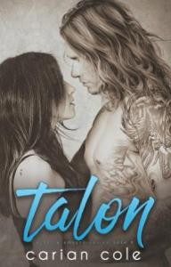 Talon Ebook Cover