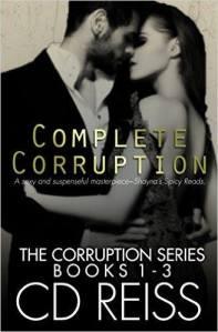 complete corruption cover