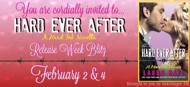 Hard Ever After - RWB banner